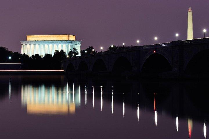Washington DC Monuments by Moonlight Electric Cart Tour, Washington DC, ESTADOS UNIDOS