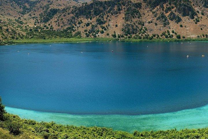 Kournas Lake ( Small Group Tour ), La Canea, GRECIA