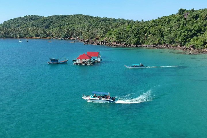 Phu Quoc Day Trip with Finger Island and May Rut Island, Phu Quoc, VIETNAM