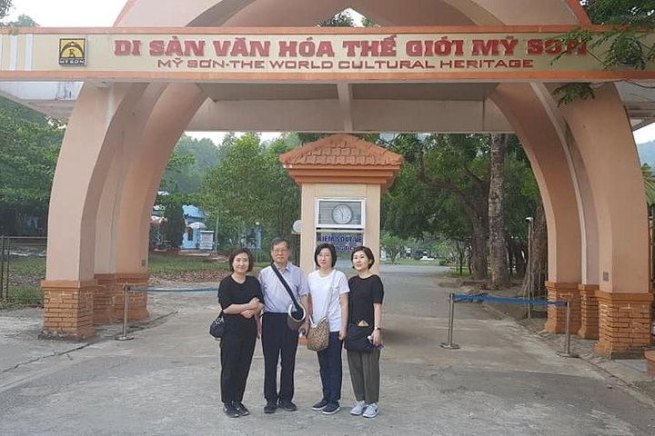 MY SON VALLEY,MARBLE MOUNTAIN & MONKEY MOUNTAIN from HOTELS in DA NANG or HOI AN, ,