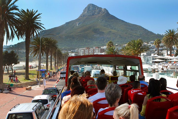 Cape Town City Sightseeing Official Hop-on Hop-off Bus tour, Cape Town, South Africa