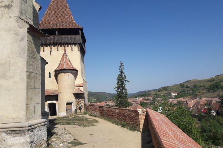 UNESCO TOUR :Sighisoara ,Viscri and Biertan Day Tour from Brasov, Brasov, RUMANIA