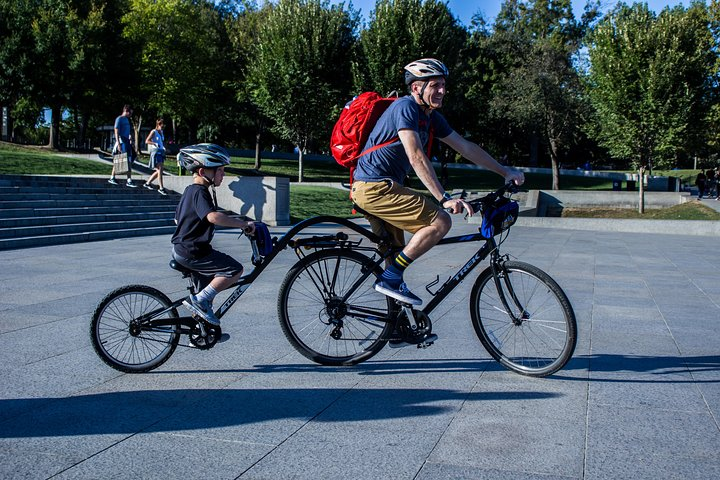 Washington DC Monuments Bike Tour, Washington DC, ESTADOS UNIDOS