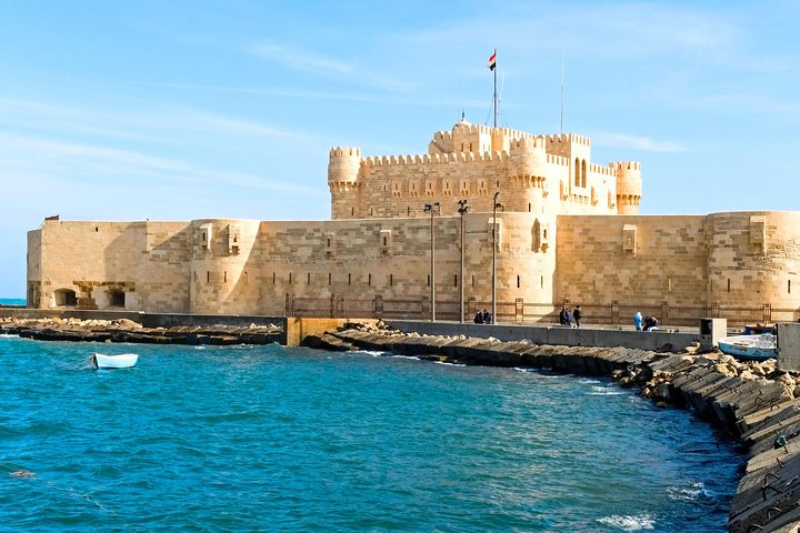 Best Alexandria Day Tour from Cairo, El Cairo, EGIPTO