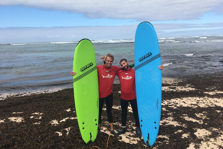 Beginner surf course, 3 days in small groups of max 4 people, Fuerteventura, Espanha