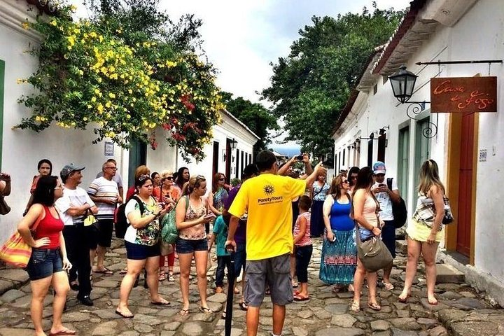 Historical & Cultural Paraty - Charming on Foot, Paraty, BRASIL