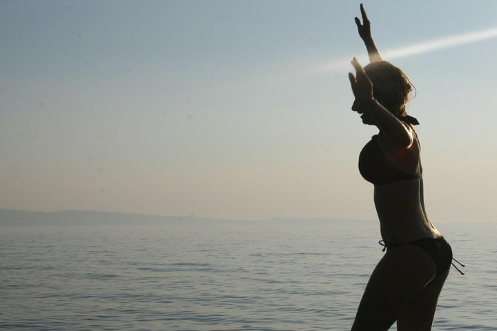 Sunset Sailing Private Trip or fishing - from Neos Marmaras, Sithonia, Halkidiki, Calcidica, GRECIA