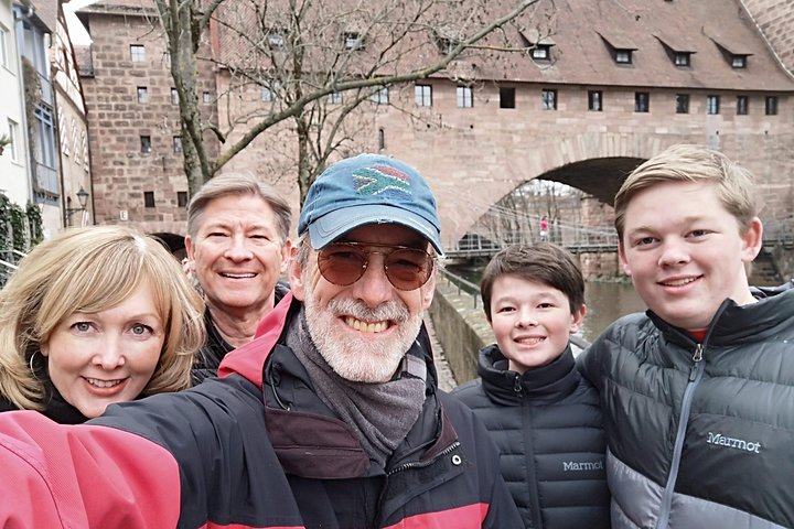 PRIVATE Nuremberg Combined WW2 and Old Town Tour, Nuremberg, Alemanha