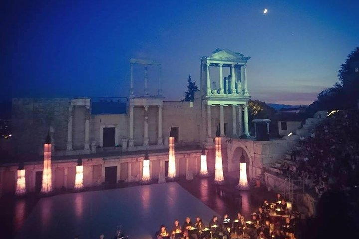 Plovdiv, day tour from Sofia and Wine tasting, Sofia, BULGARIA
