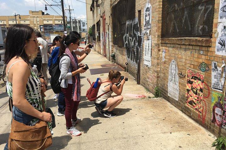 Brooklyn Street Art Walking Tour, Brooklyn, NY, ESTADOS UNIDOS