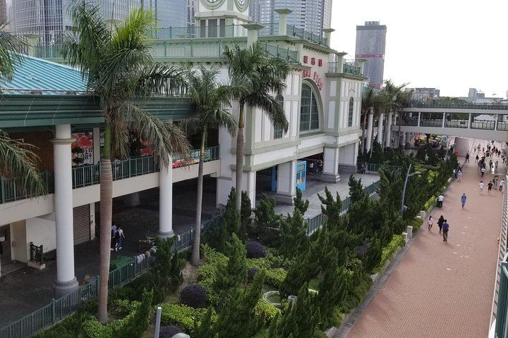 Hong Kong Private Departure Transfer: Hotel to Airport, Hong Kong, CHINA