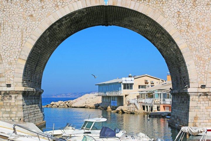Marseille discover magical secret little fishing ports - half day private tour, Marsella, FRANCIA