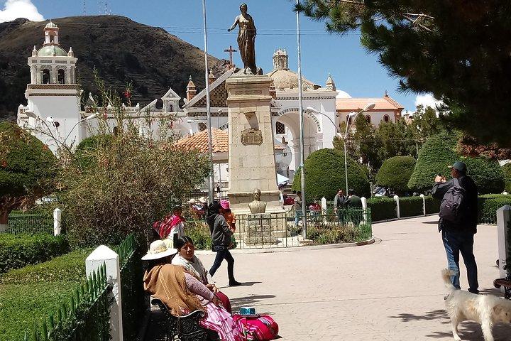 Tour Bolivia 05 Days ( Shared Service ), La Paz, BOLIVIA