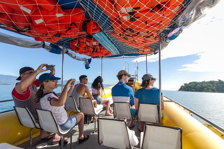 Passeio Netuno Expedition - Saco Mamanguá, Paraty, BRASIL