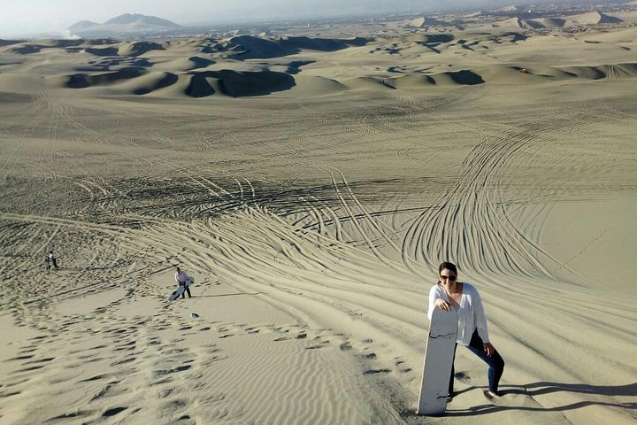 Huacachina Oasis & Nazca Lines Private Tour from Lima, Lima, PERU
