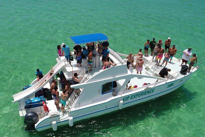 Caribbean Party Boat, Punta de Cana, REPUBLICA DOMINICANA
