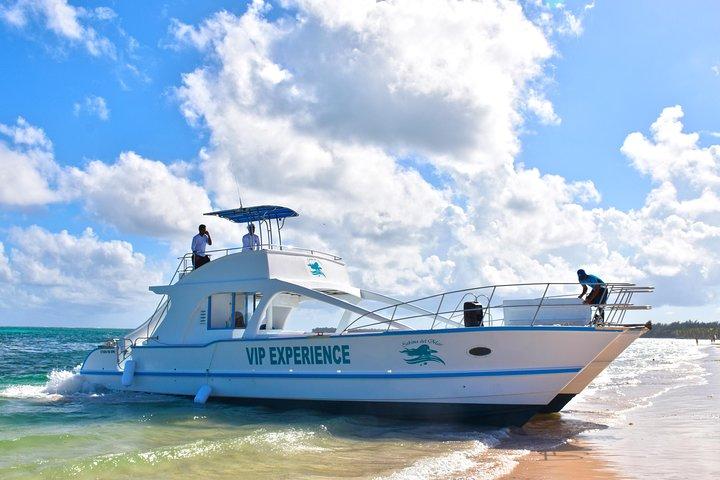 Luxury Sunset Party Boat, Punta de Cana, REPUBLICA DOMINICANA