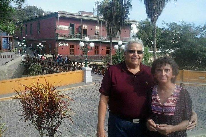 From Lima: Pachacamac, Barranco & Chorrillos Private Tour, Lima, PERU