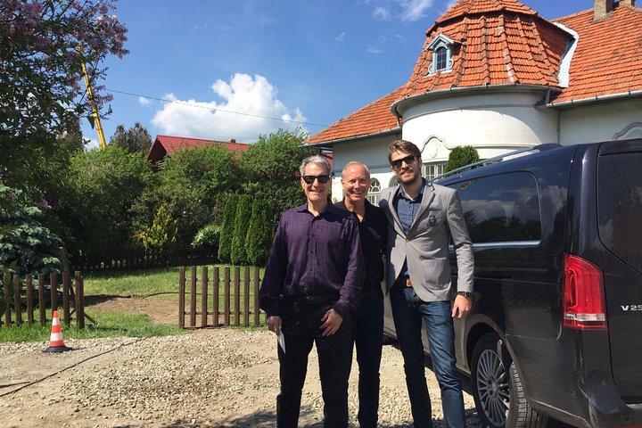 Private day tour : Peles Castle ,Bran Castle and Rasnov Fortress from Brasov, Brasov, RUMANIA
