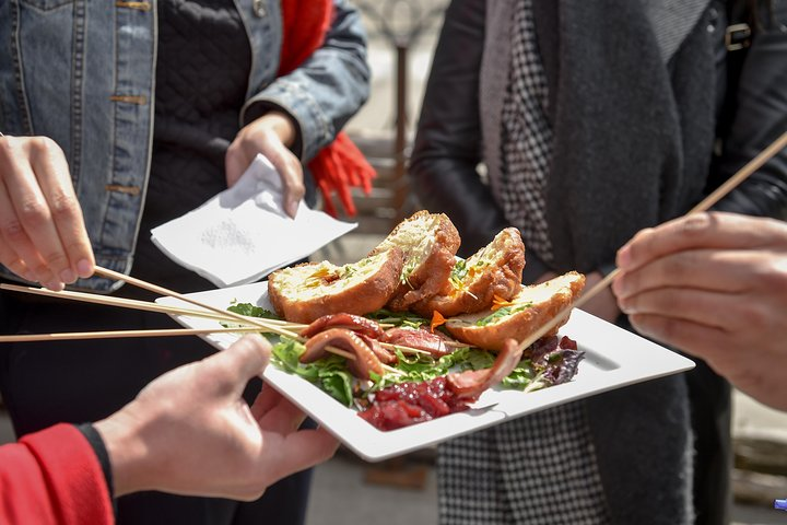 Kensington Market -Toronto's Neighborhood International Food Tour, Toronto, CANADA