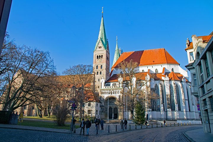 Augsburg - half day guided tour, Augsburgo, Alemanha