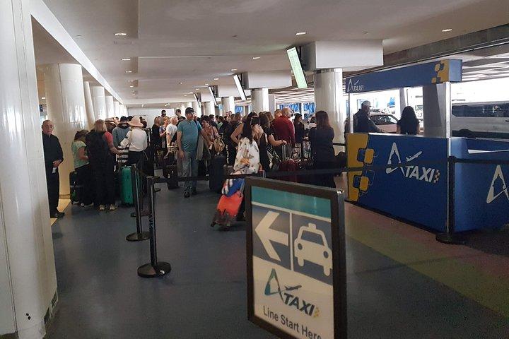 Airport transportation between San Juan and Rio Grande, Luquillo, PUERTO RICO