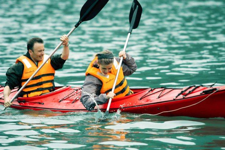 Crucero de noche en la bahía de Ha Long con kayak, Tai Chi, natación..., Halong Bay, VIETNAM