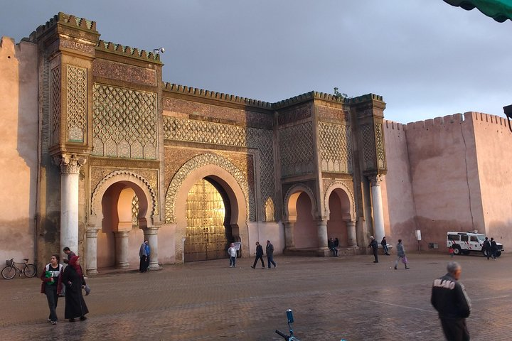 Day Trip from Fez to Meknes and Volubilis, Fez, MARRUECOS