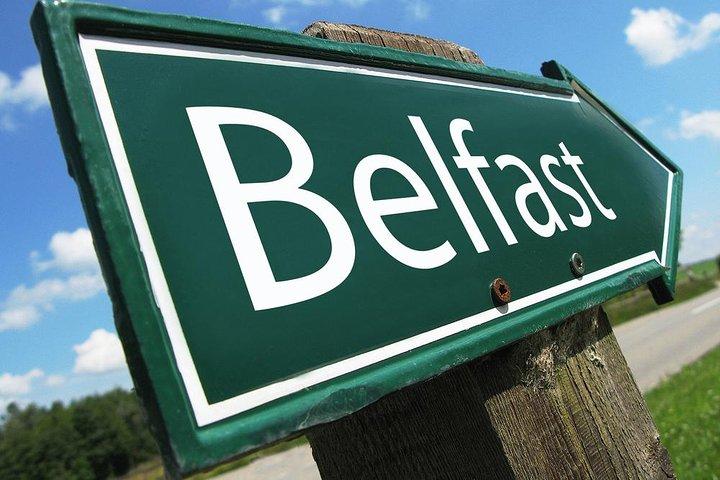 Recorrido de un día guiado: Calzada del Gigante desde Belfast, Belfast, IRLANDA