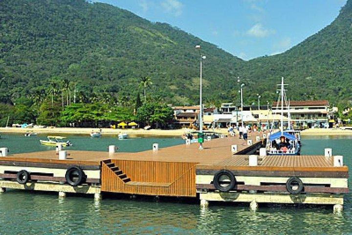 Transfer Ilha Grande (Abraão) x Paraty + Ticket Boat, Paraty, BRASIL
