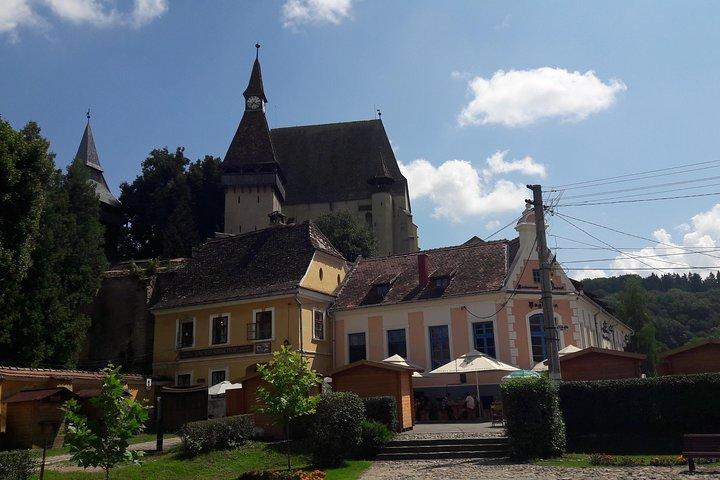 Private Tour :Sibiu ,Biertan and Sighisoara (Optional - visit Gypsies family), Brasov, RUMANIA