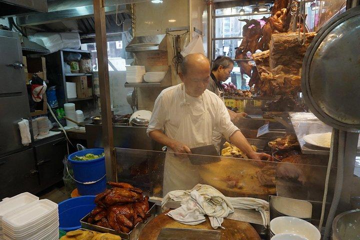 Private Food Tour: Hong Kong Island, Hong Kong, CHINA