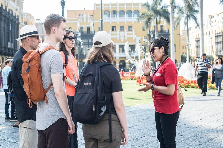 Lonely Planet Experiences: Small Group or Private Lima Discovery Tour, Lima, PERU