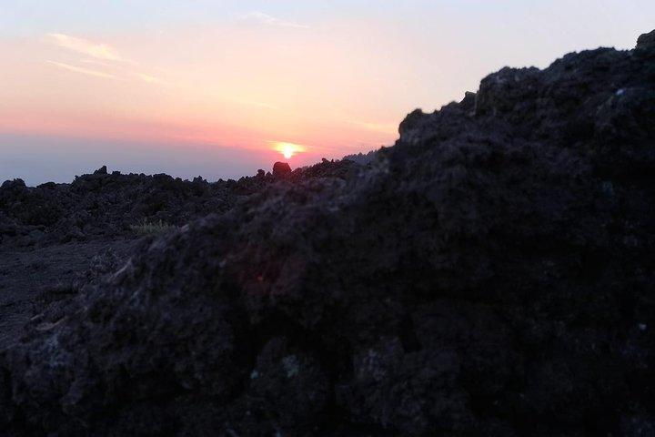 Recorrido de medio día al atardecer en Etna desde Catania, Catania, ITALIA