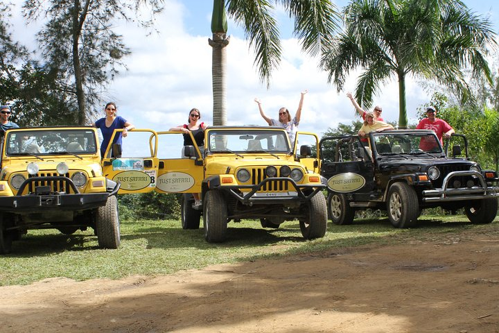 Safari Private Jeep Tours 4x4 Open Top Experience in Punta Cana, Punta de Cana, REPÚBLICA DOMINICANA