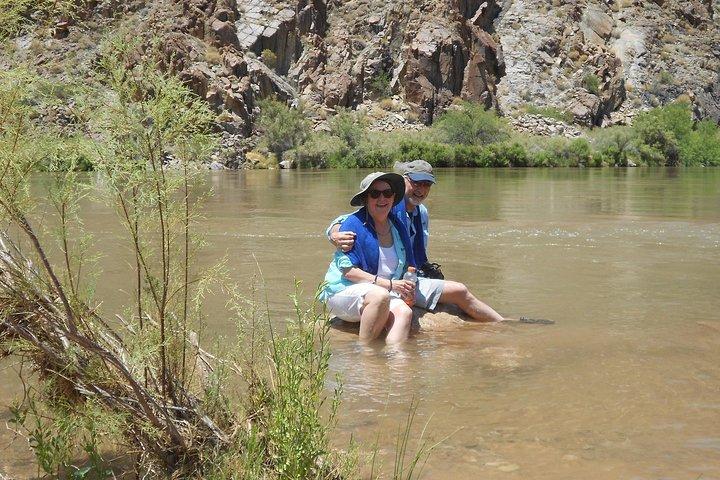 Full-Day Inner Canyon River Tour to the Bottom of Grand Canyon, Flagstaff, AZ, ESTADOS UNIDOS