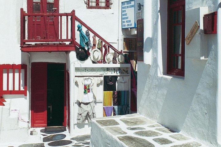 Mykonos Island Tour, Miconos, GRECIA