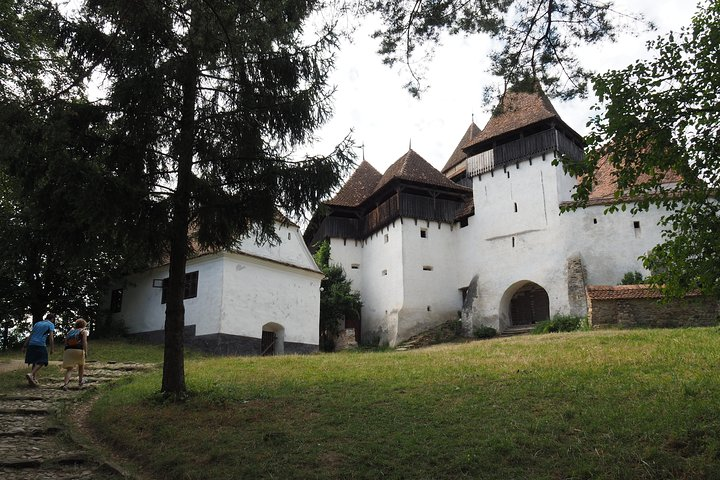 Small-Group Tour Sighisoara, Rupea Fortress and Viscri Day Trip from Brasov, Brasov, RUMANIA