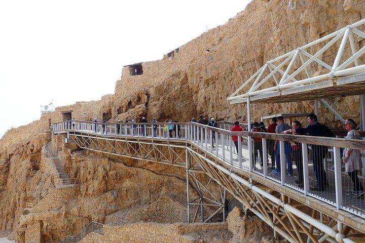Masada and the Dead Sea Trip from Jerusalem, Jerusalen, ISRAEL