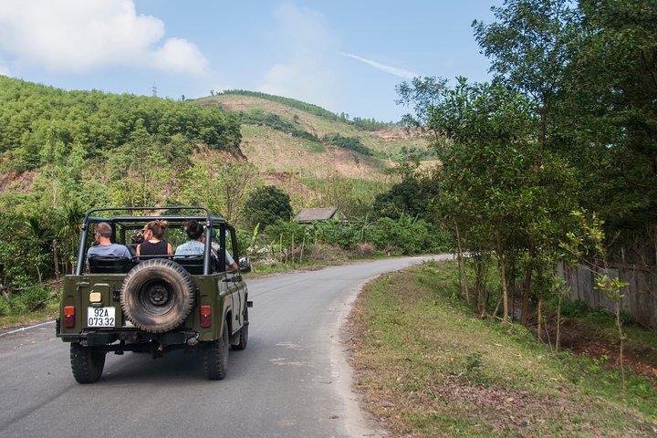 Hai Van Pass Explorer by Jeep, Hoi An, VIETNAM