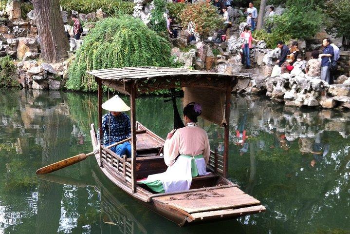 Private Suzhou and Zhouzhuang or Tongli Tour from Shanghai, Shanghai, CHINA