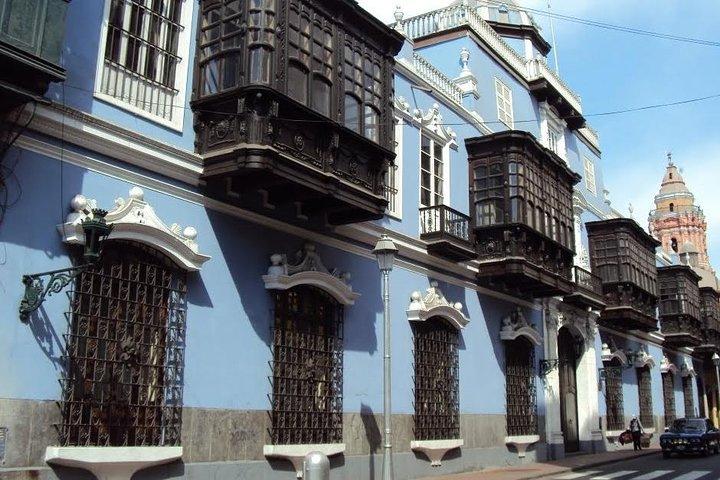 Historic Downtown, Miraflores & Catacombs Private Tour, Lima, PERU