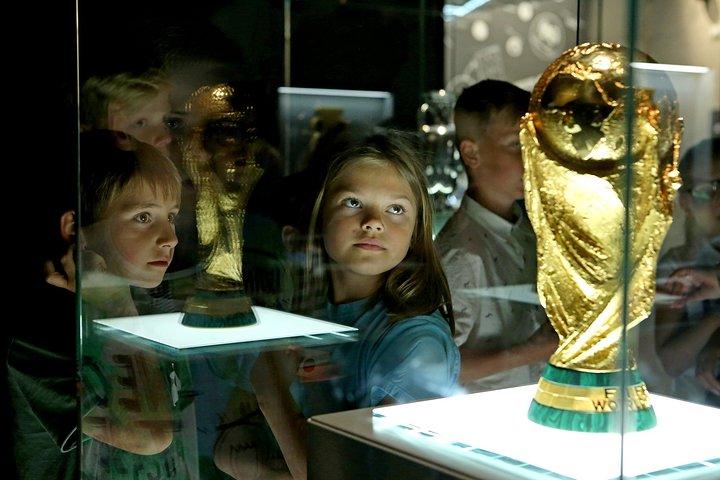 Skip the Line: German Football Museum in Dortmund Admission Ticket, Dortmund, GERMANY