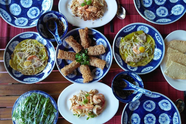 Buffalo Riding, Basket Boat Tour And Cooking Class, Hoi An, VIETNAM