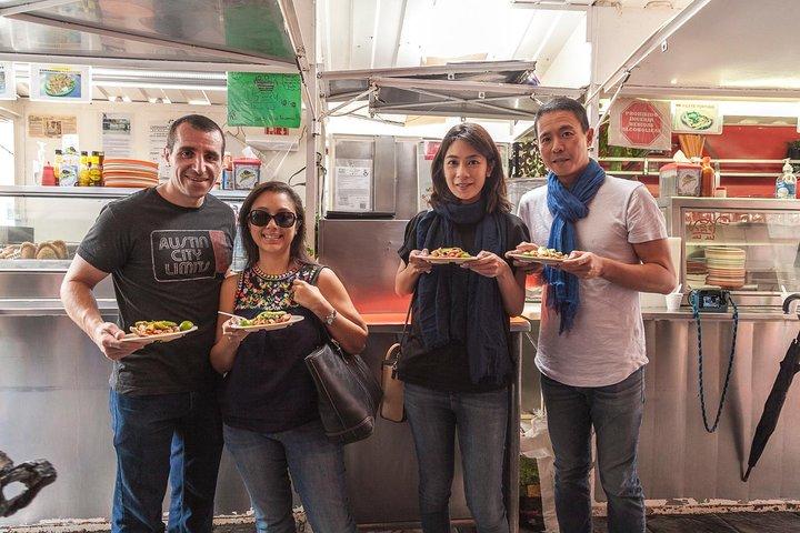Historic Center Food Tour in Mexico City, Ciudad de Mexico, MÉXICO