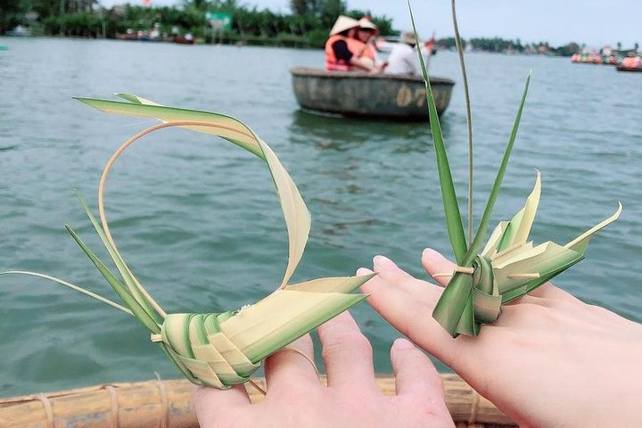 Cooking class and basket boat tour, Hoi An, VIETNAM