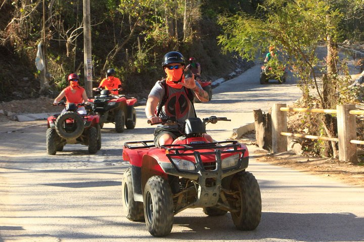 4x4 Dominican Adventure with Chocolate and Coffee Tasting from Punta Cana, ,