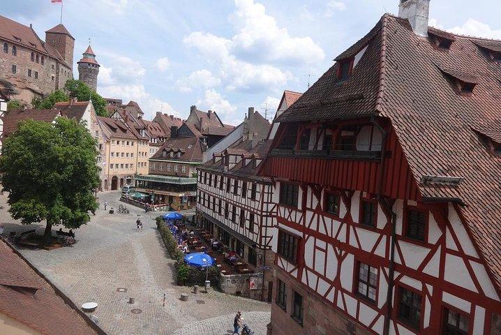 Nuremberg Old Town Tour, Nuremberg, GERMANY