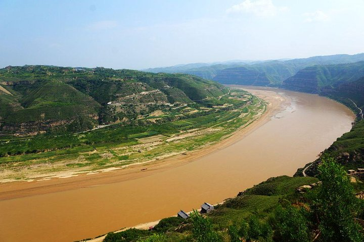 Zhengzhou Yellow River Scenic Spots Private Tour with Air Boating and Cable Car Ride, Zhengzhou, CHINA