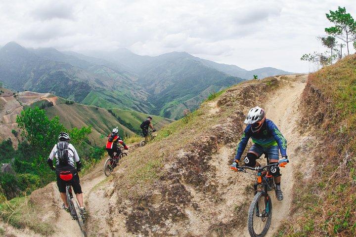 *Amazing Enduro MTB Ride, Medellin, COLOMBIA